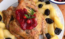Owocowy Kurczak Kukurydziany